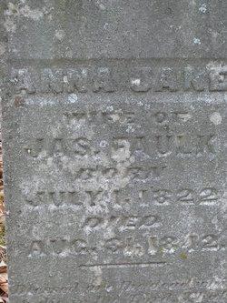 Anna Jane Faulk