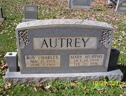 Mary <i>Murphy</i> Autrey