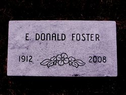 E. Donald Foster