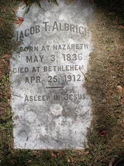 Jacob T. Albright