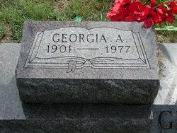 Georgia Ann <i>Pearce</i> Gholson