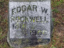 Edgar W Rockwell