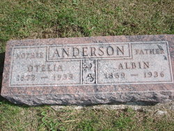 Albin Anderson