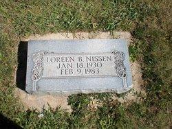 Loreen B Nissen