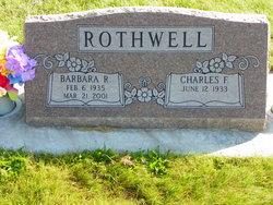 Barbara R. Rothwell