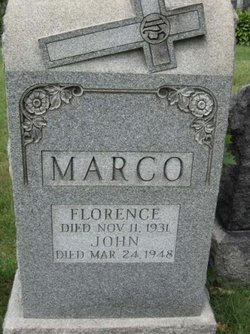 Florence <i>Annitti</i> Marco