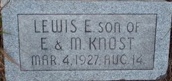 Lewis E. Knost