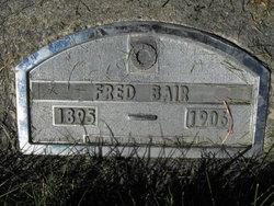 Fred Bair