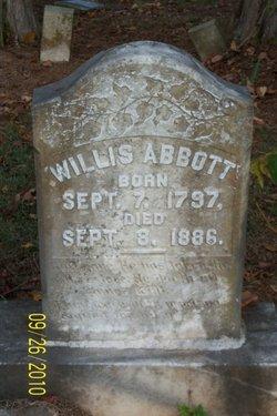 Willis Abbott