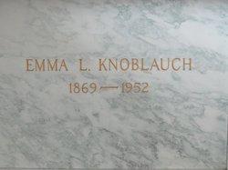 Emma Louise <i>Gribi</i> Knoblauch