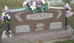 Helen M. <i>Gidcumb</i> Becker