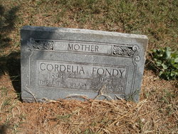 Cordelia <i>McClain</i> Fondy