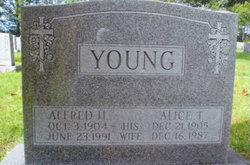Alice Tuthill <i>Force</i> Young