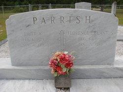 Florence Elizabeth <i>Clanton</i> Parrish