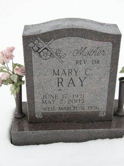 Dr Mary V. <i>Clark</i> Ray