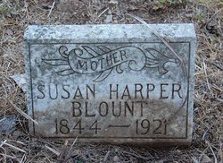 Susan <i>Harper</i> Blount