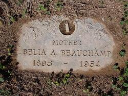 Belia Ann <i>Smith</i> Beauchamp