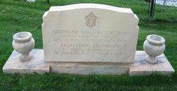 Gertrude Mary Mary <i>Long</i> Batchellor
