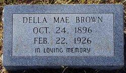 Della Mae <i>Chaney</i> Brown