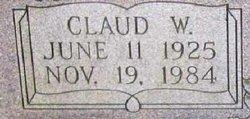 Claud W. Brackett