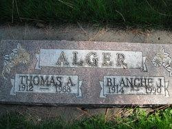 Blanche J. <i>Thurston</i> Alger