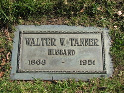Walter W. Tanner