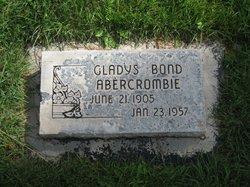 Gladys Regina <i>Bond</i> Abercrombie