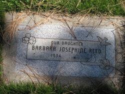 Barbara Josephine Reed