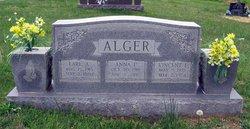 Anna Catherine <i>Pettit</i> Alger