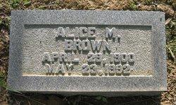 Alice Mae Brown