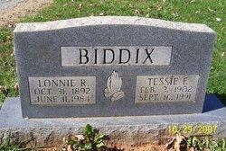 Tessie Fairybelle <i>Hollifield</i> Biddix