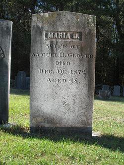 Maria C <i>Wedge</i> Glover