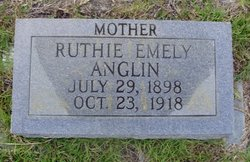 Ruthie Emely Anglin