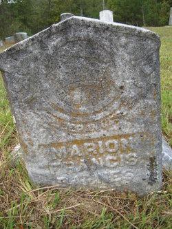 Marion Frances Barnes
