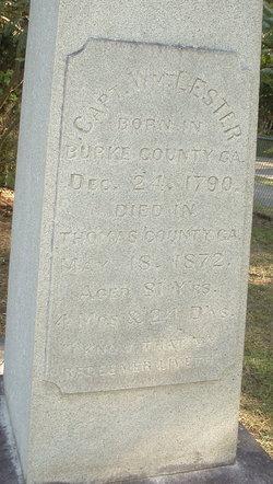 Capt William H. Lester