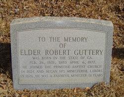 Elder Robert Guttery