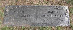 Mae Nonie <i>Dryden</i> Blakley