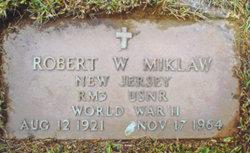 Robert W Miklaw