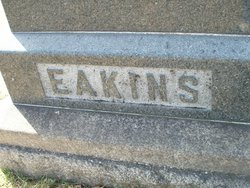 Rev John Burns Eakins