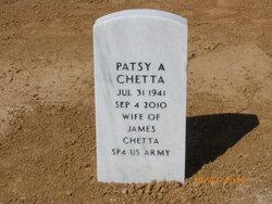 Patsy A. <i>Mouser</i> Chetta