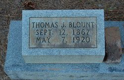 Thomas Jefferson Blount