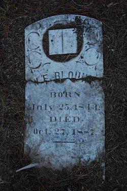 William E. Blount