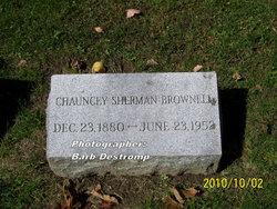 Chauncey Sherman Brownell