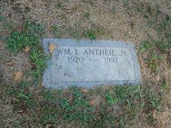 William L Antheil, Jr