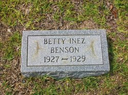 Betty Inez Benson