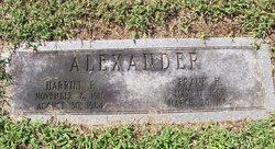 Frank H Alexander