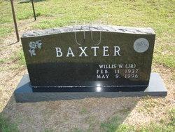 Willis W. Baxter, Jr