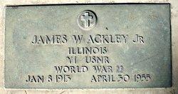 James W Ackley, Jr