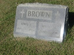 Lewis Chew Brown