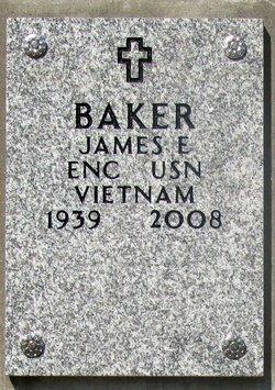 James E Baker